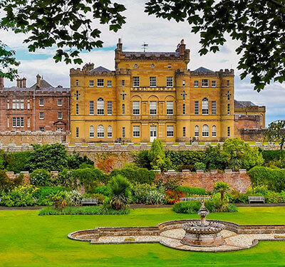 Culzean Castle in Ayr
